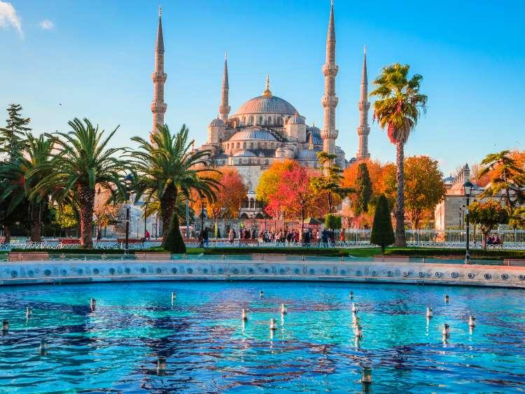 Family Residence in Turkey