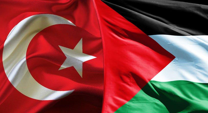 العيش في تركيا للفلسطينيين