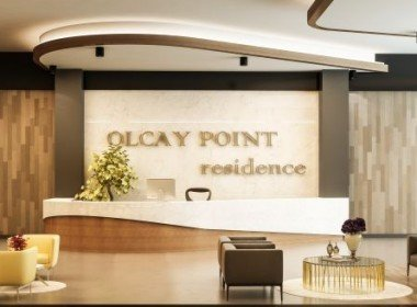 Olcay Point Residence
