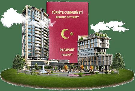 احصل على الجنسية ابتداءً من 250000 دولار في اسطنبول