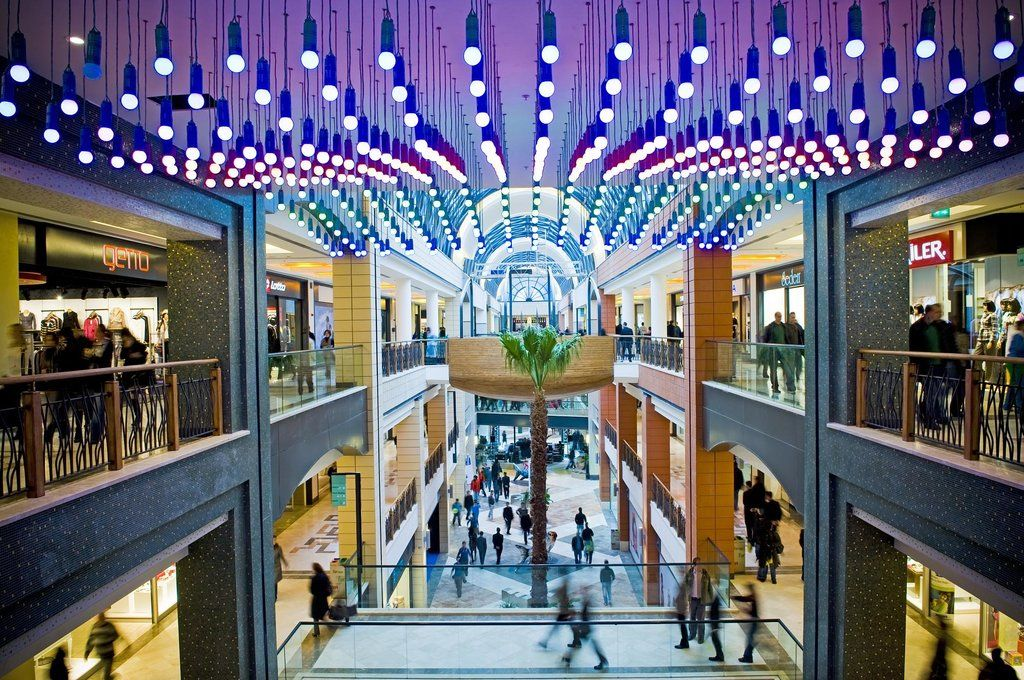 الاستثمار في المحلات التجارية في اسطنبول