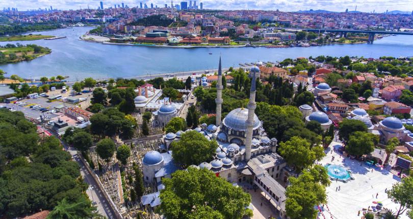 الأماكن السياحية في منطقة السلطان أيوب