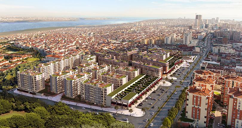 عقارات للبيع بالتقسيط في اسطنبول